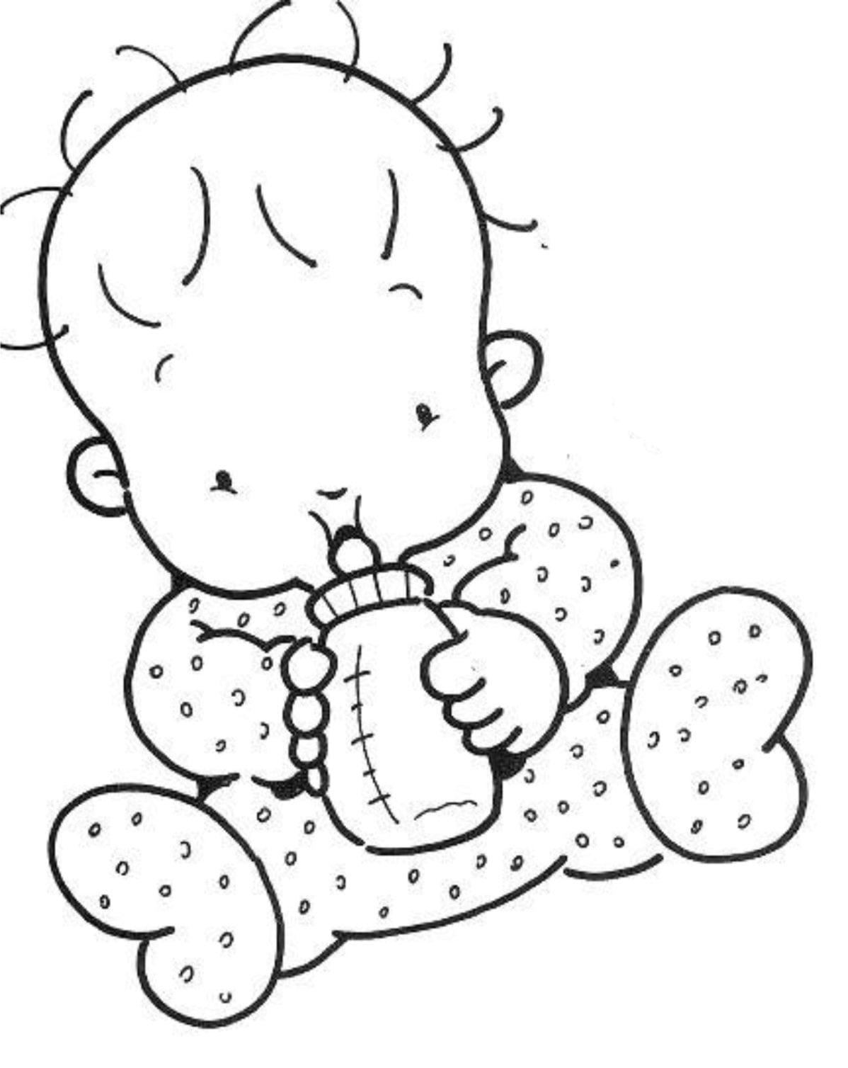 Fotos De Bebe Desenho