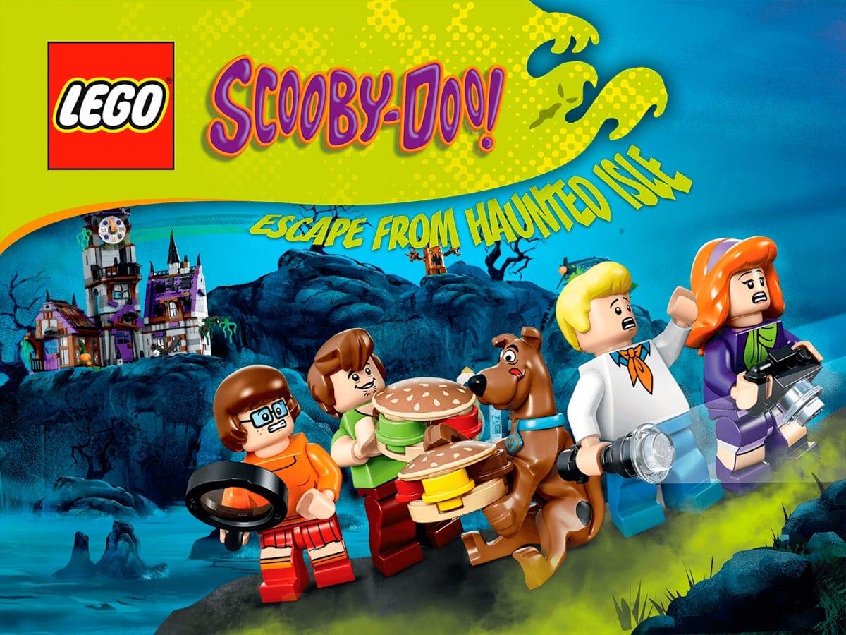 Lego® Scooby