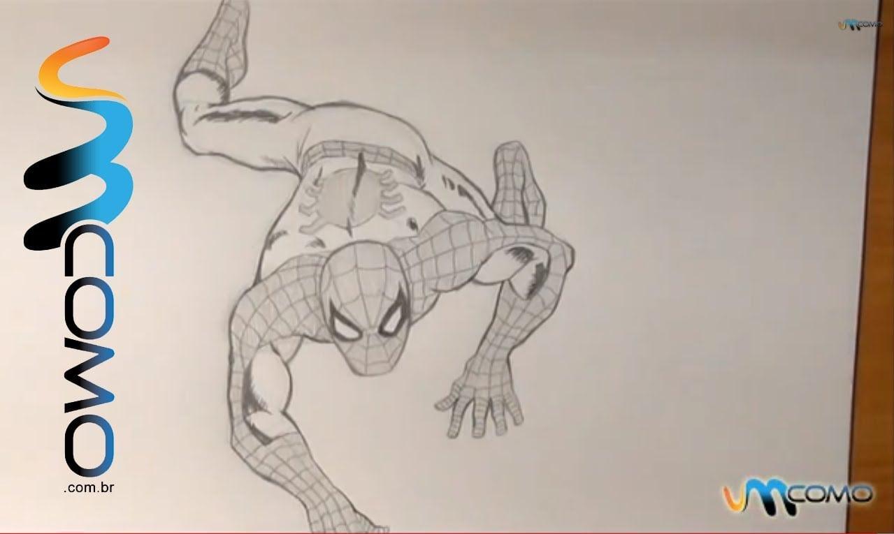 Como Desenhar O Homem