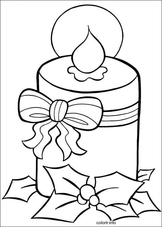 Perlynpompum  Desenhos De Natal Para Colorir