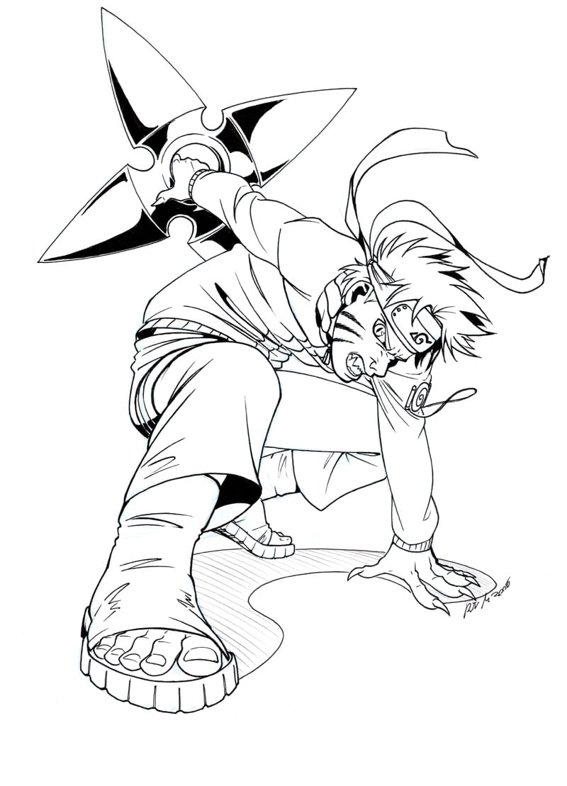 Naruto By ~ritam On Deviantart