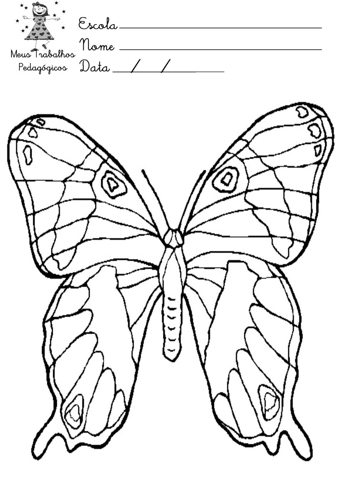 Desenhos De Paisagens Para Imprimir E Colorir – Pampekids Net