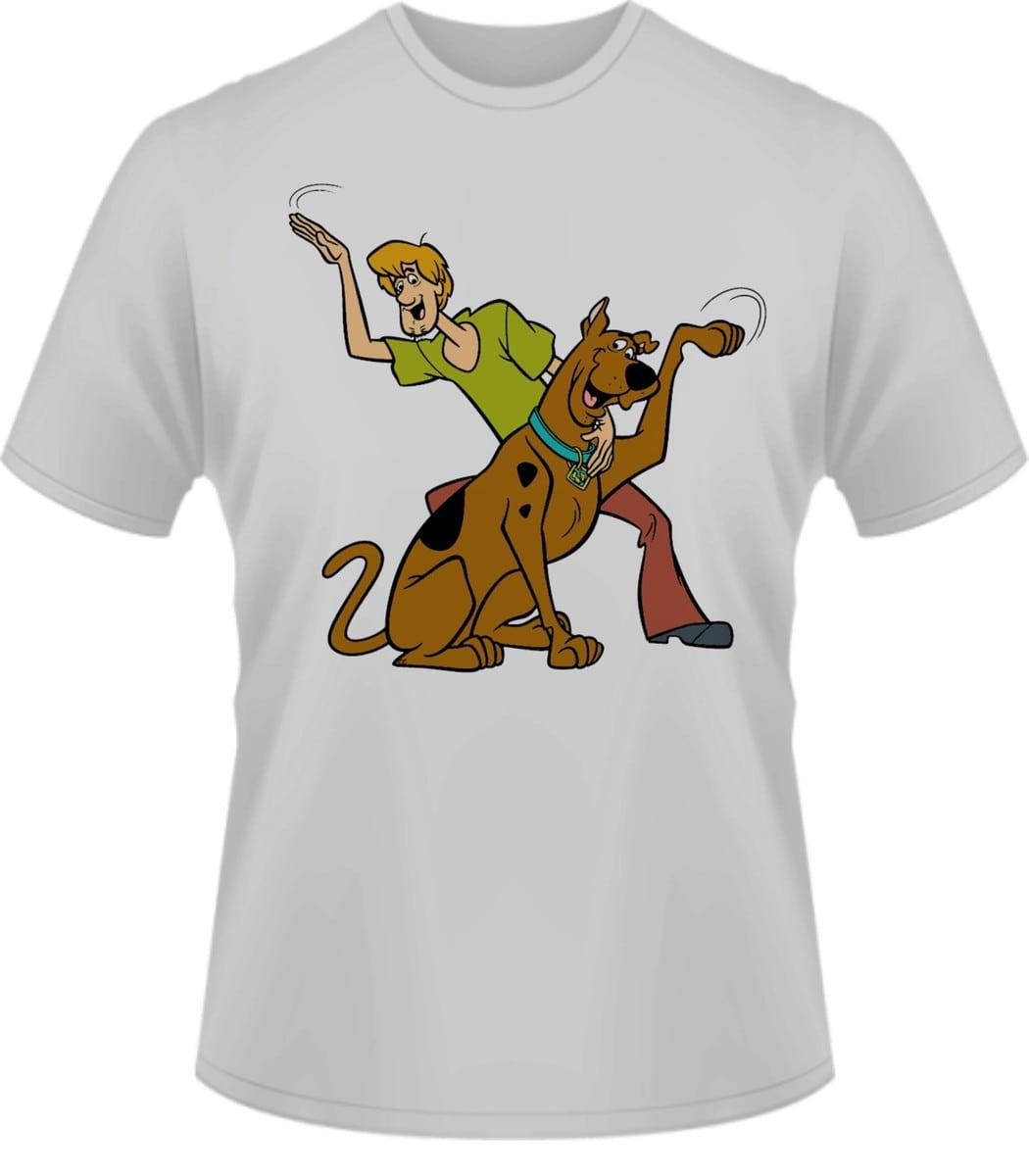 Camiseta Infantil Personalizada, Scooby