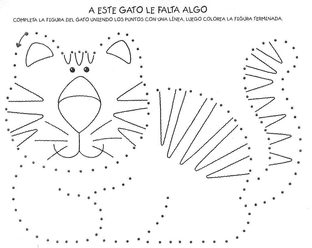 Desenhos Para A Coordenação Motora E Pintura
