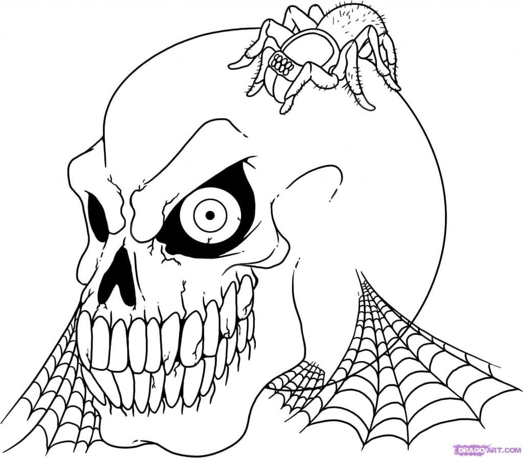 Desenhos Para Desenhar Halloween – Pampekids Net