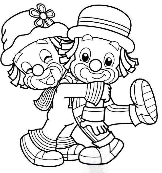 Patati Patata Pintar Pictures To Pin On Coloring City