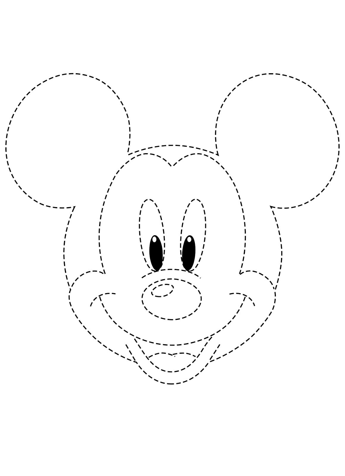 Desenhos Pontilhados Para Imprimir – Matring Org