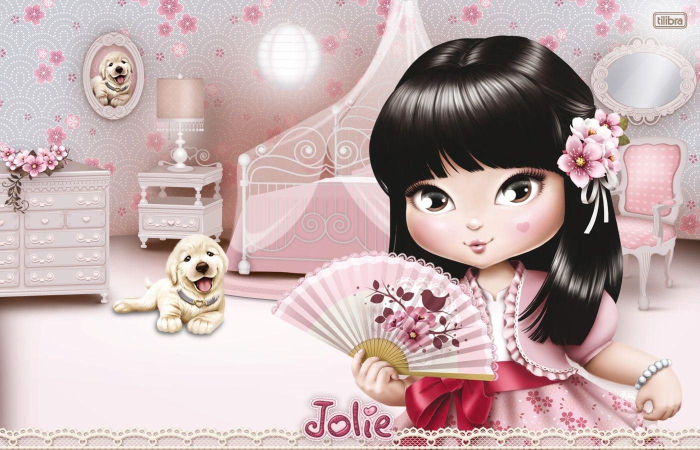Desenhos Jolie