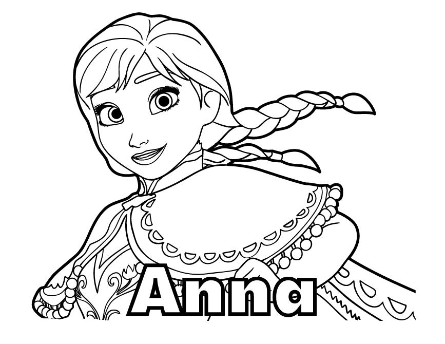 Jogos De Desenhos Para Colorir Do Frozen