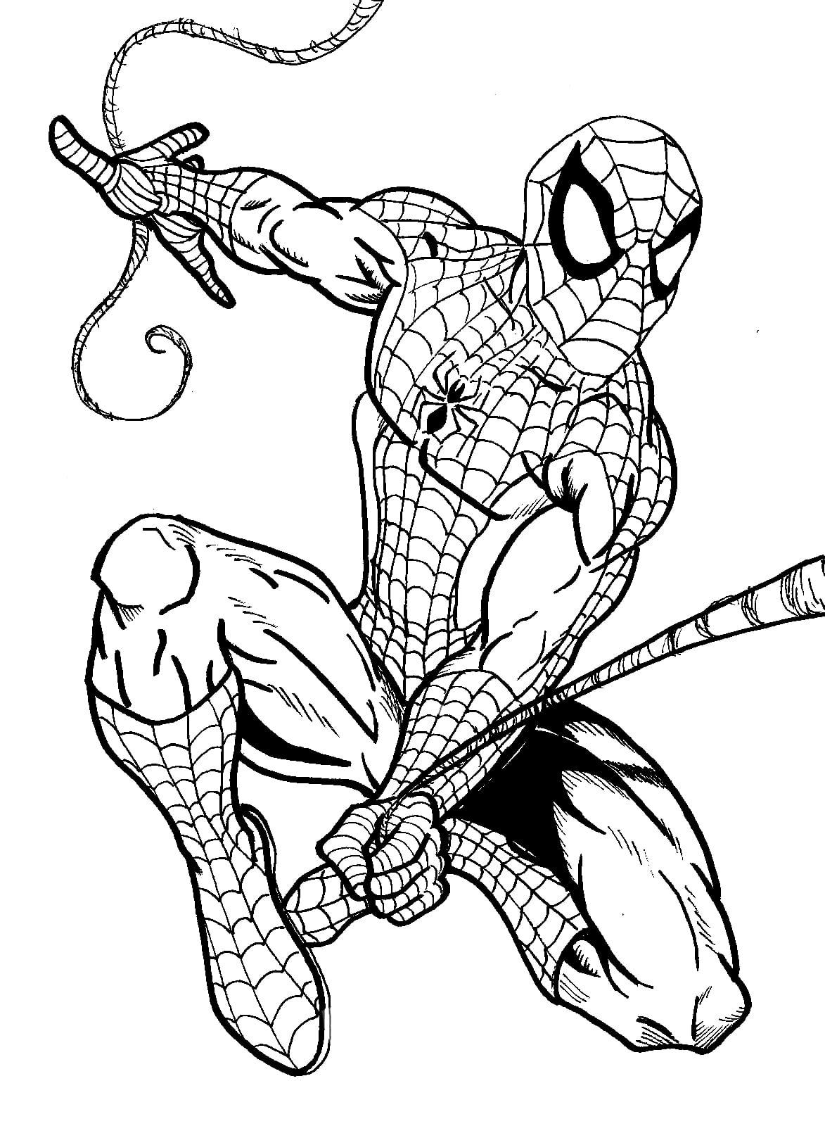 Como Desenhar O Homem Aranha How To Draw Spiderman