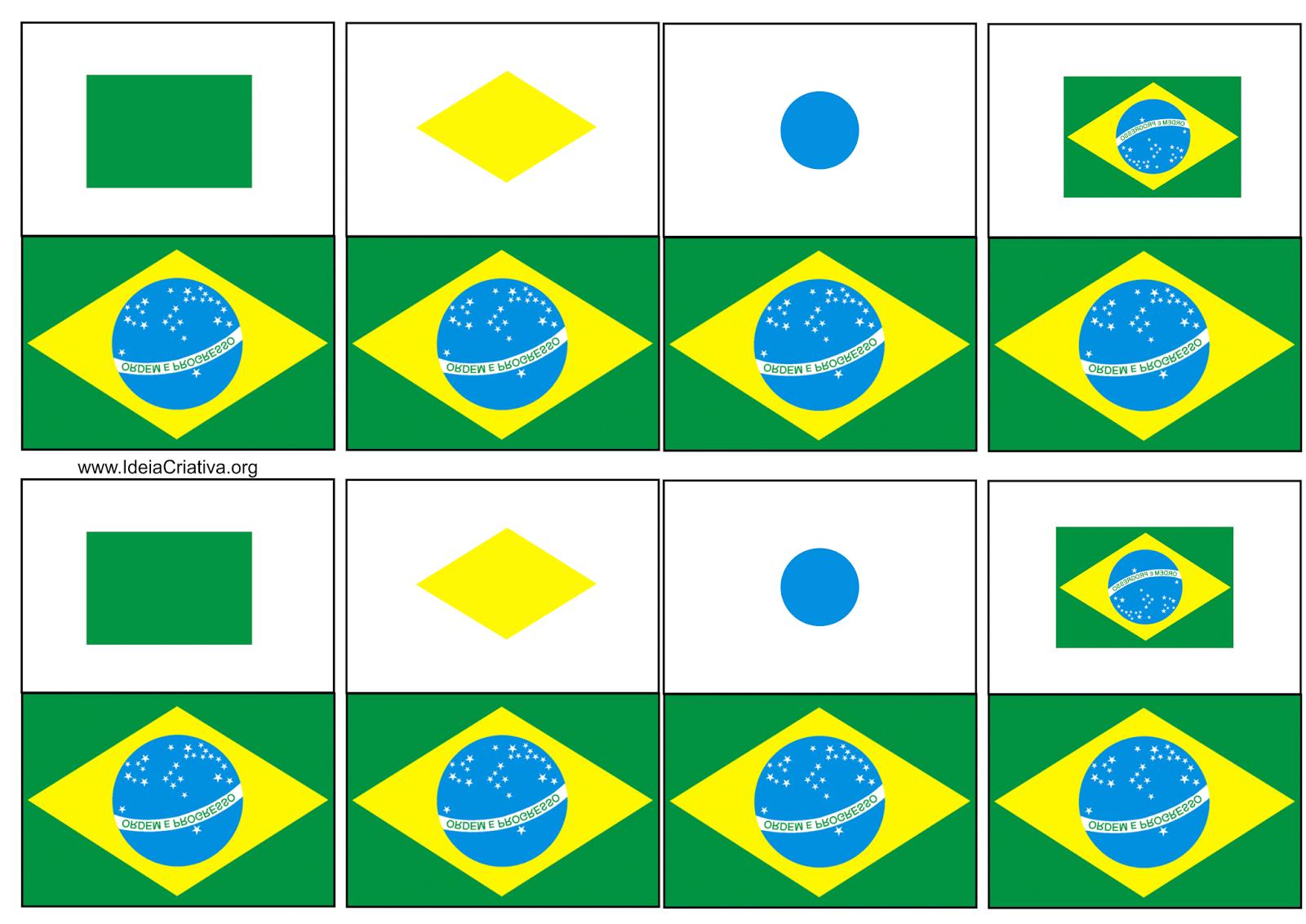 Bandeiras Do Brasil Para Imprimir