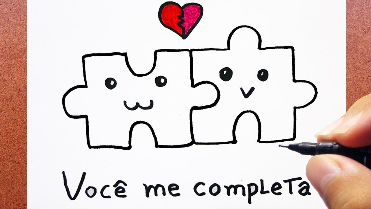 Desenhos De Amor Para Namorado: Desenhos De Namorados
