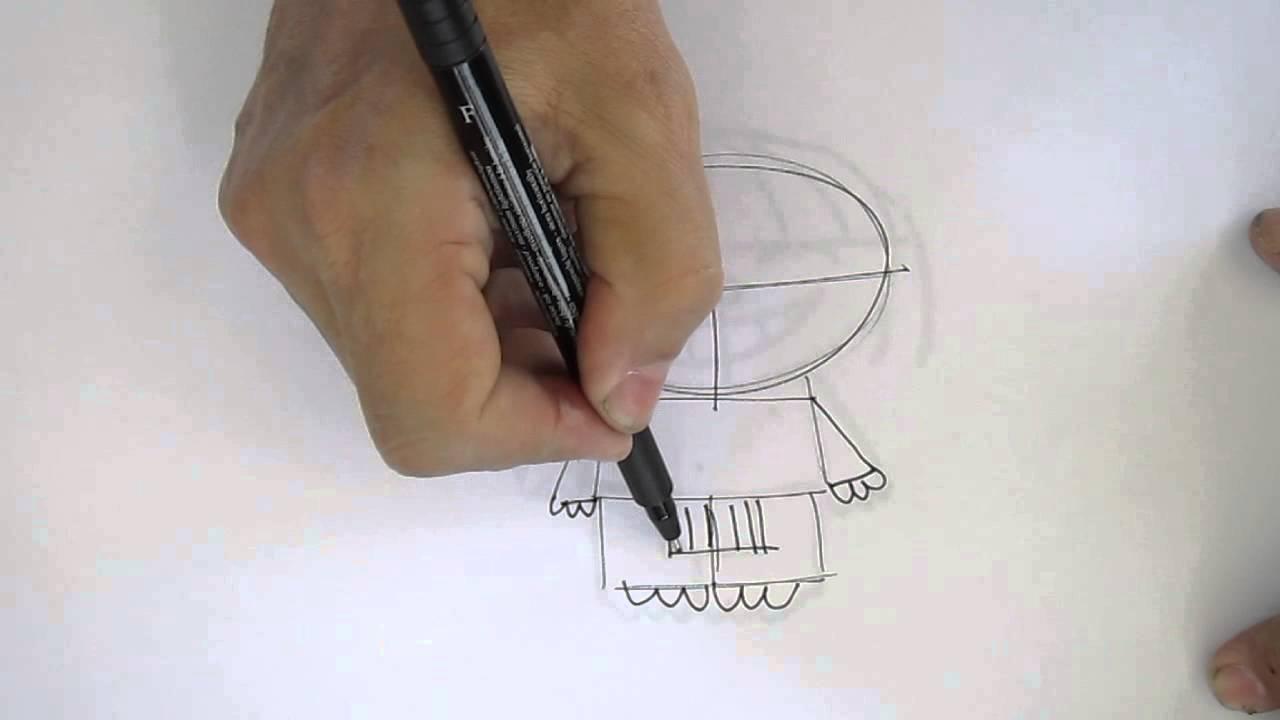 Como Desenhar Índio Lek Lek