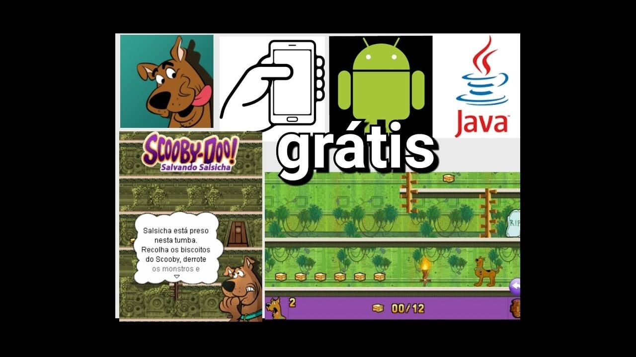 Baixar Scooby Doo Salvando Salsicha No Android Ou Celular Java