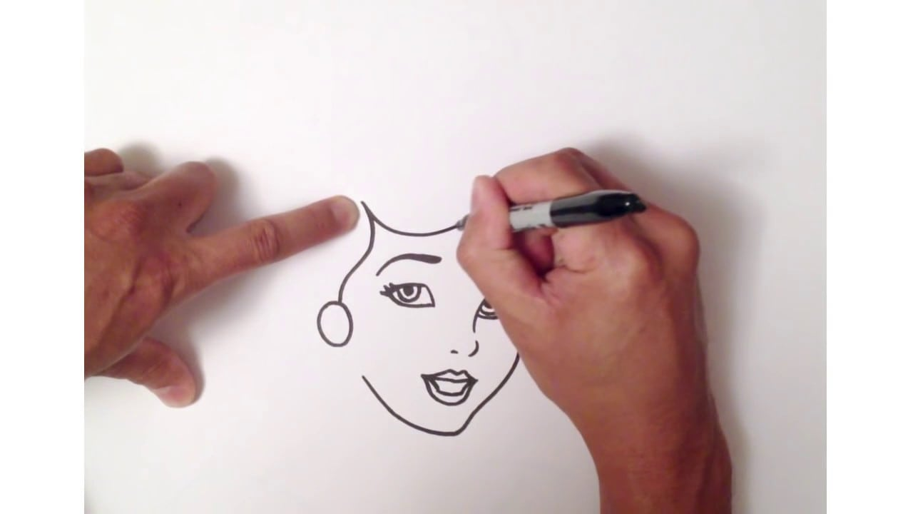 Como Desenhar Cinderela