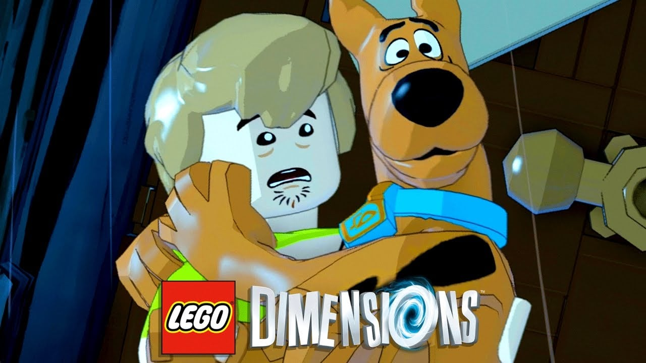 Lego Dimensions Br  24   Scooby
