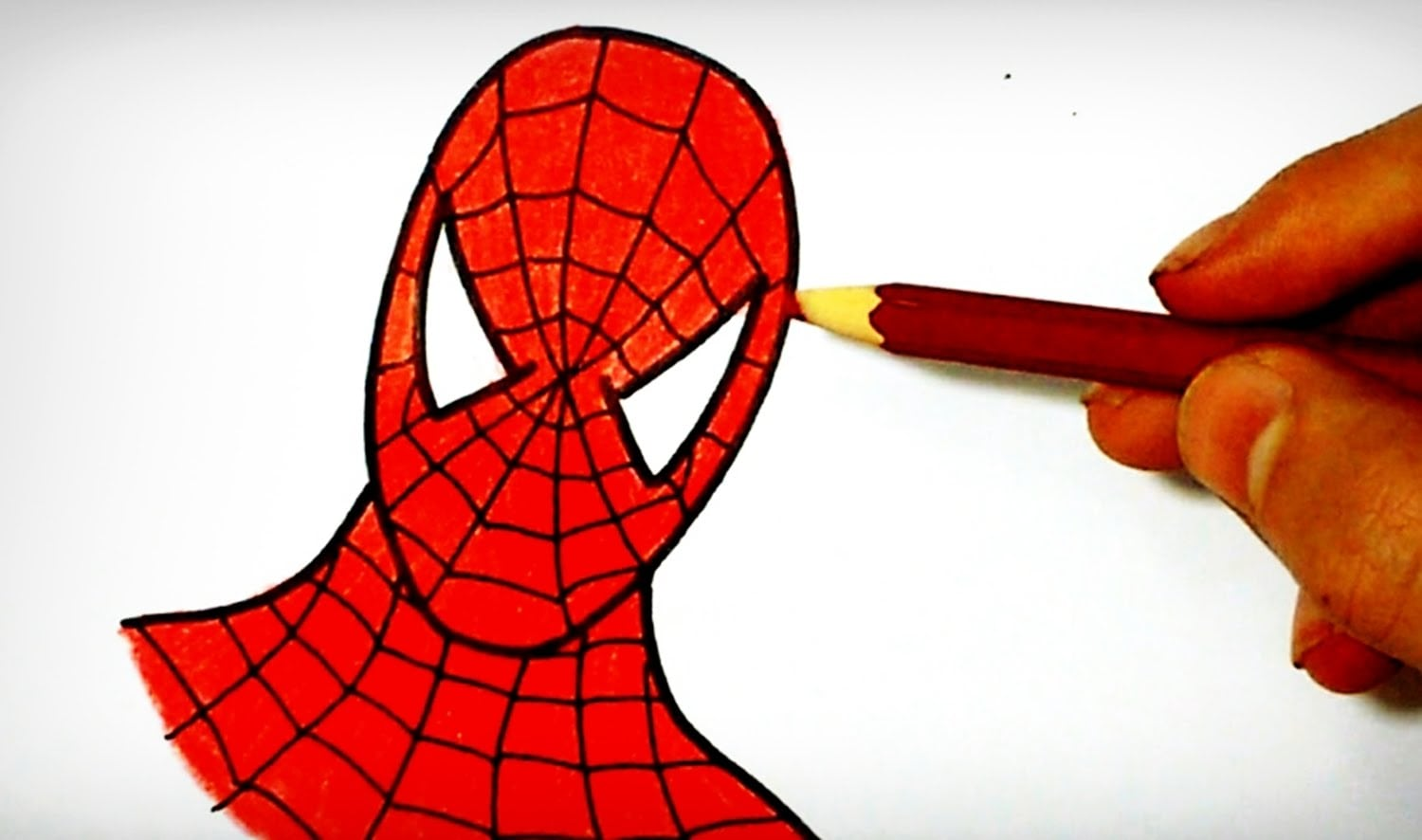 How To Draw Spiderman (superhero)