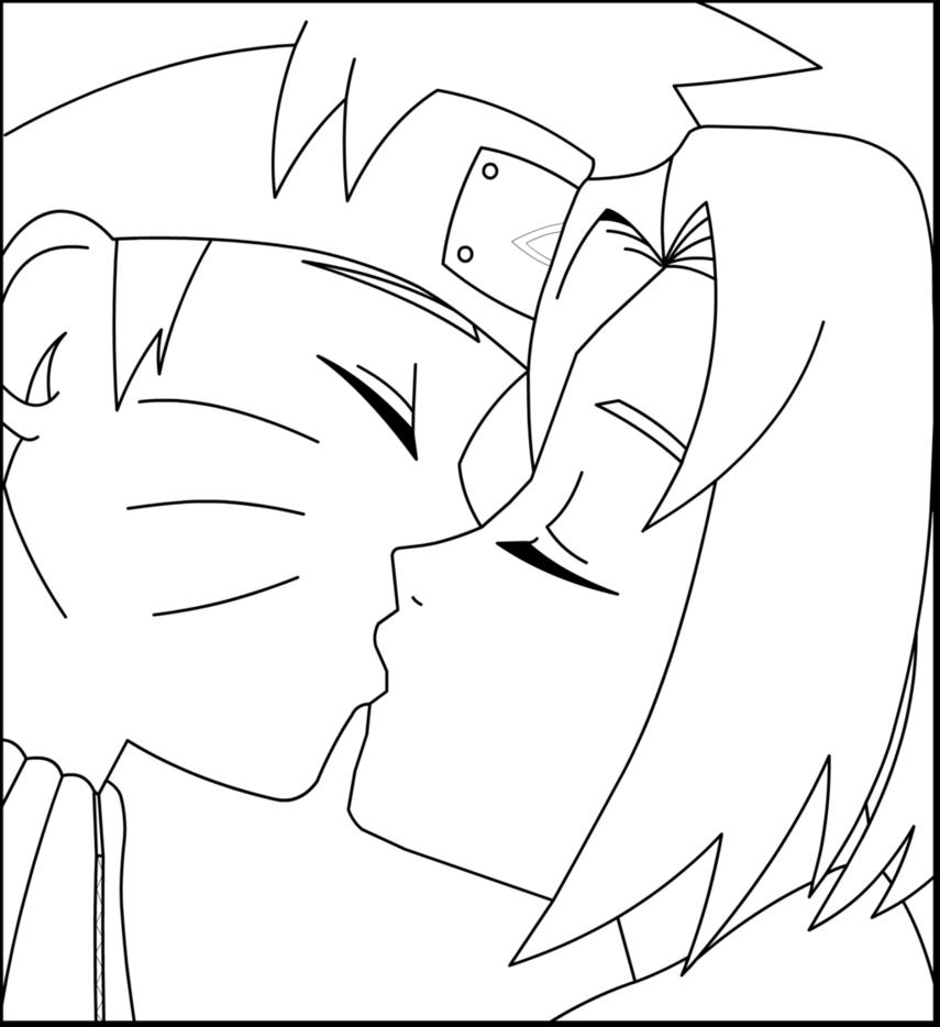 Naruto E Sakura Hd