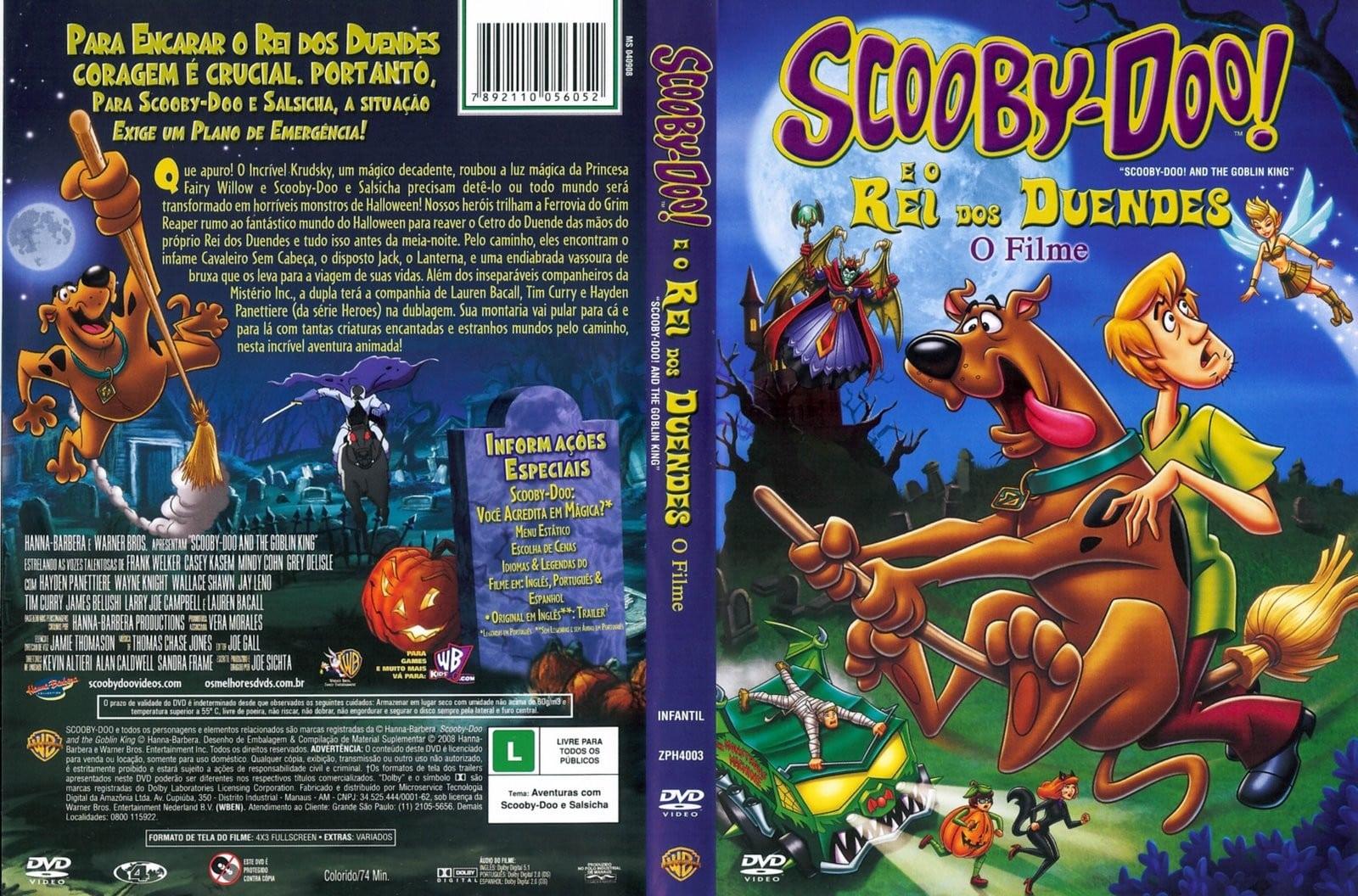 Variedades Notáveis  Scooby