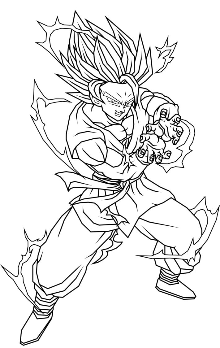 Son Goku Hd