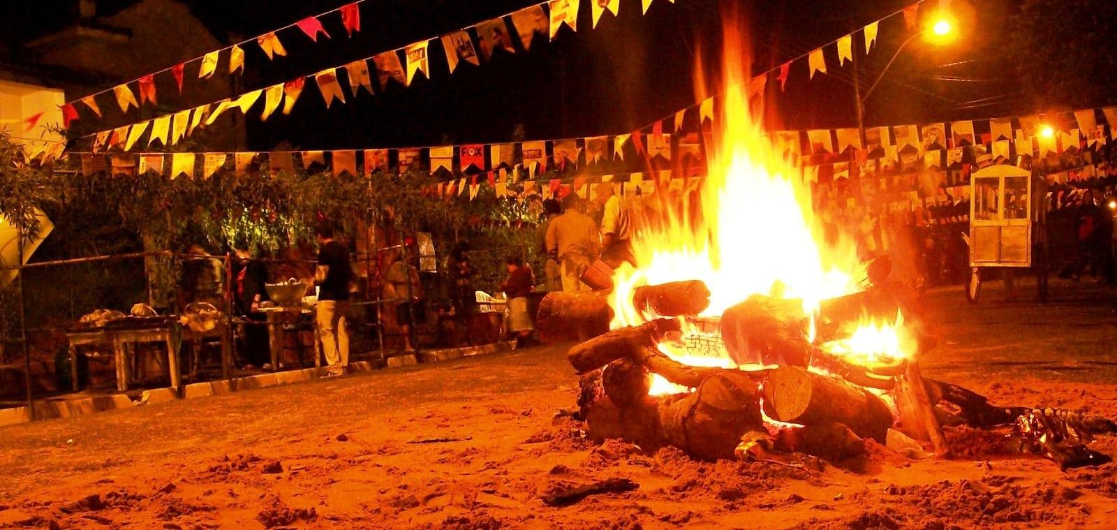 Festa Junina (june Festivity)