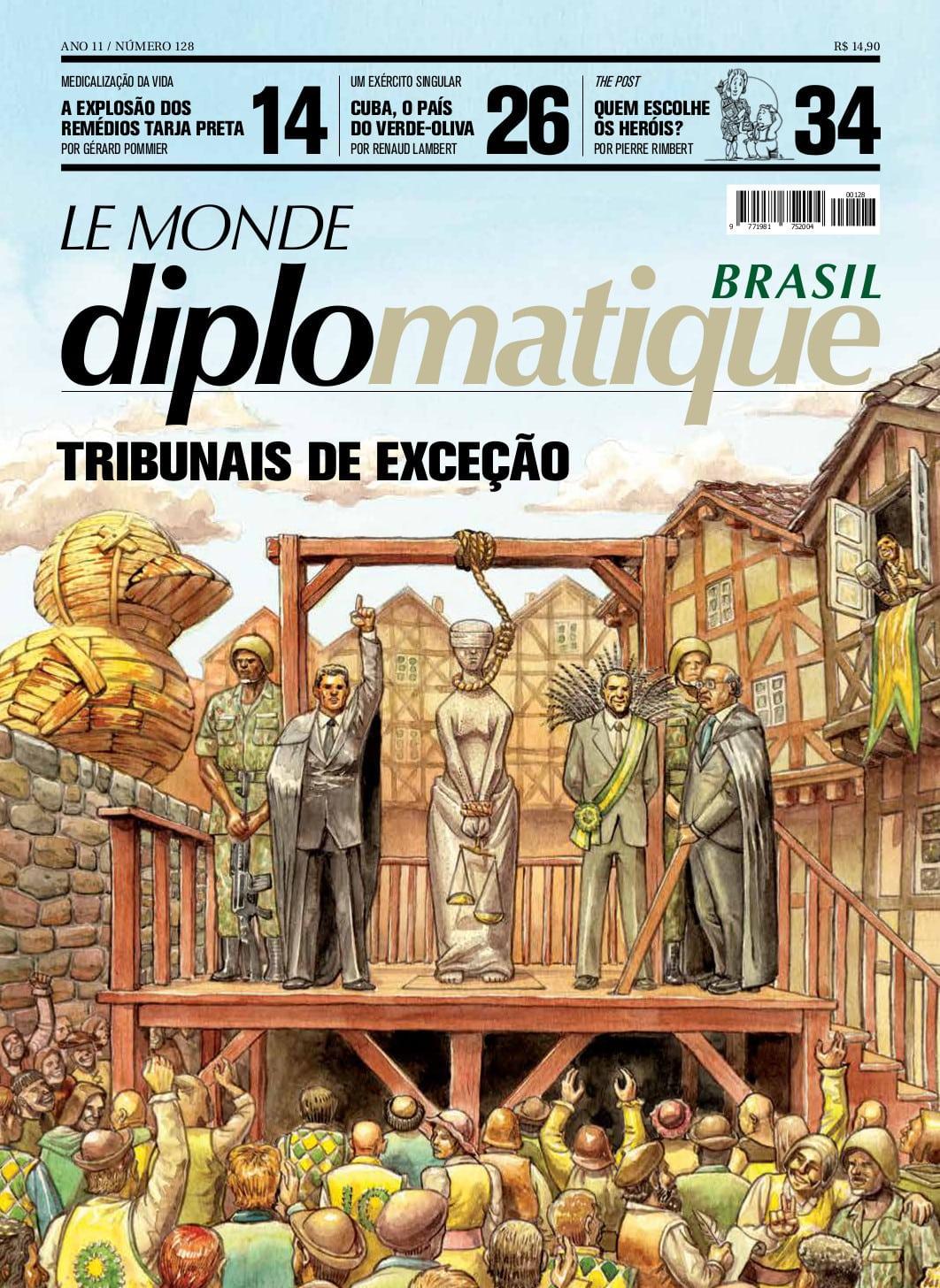 Como Brasileiros Se Negam A Ver O Brasil Real, O Le Monde