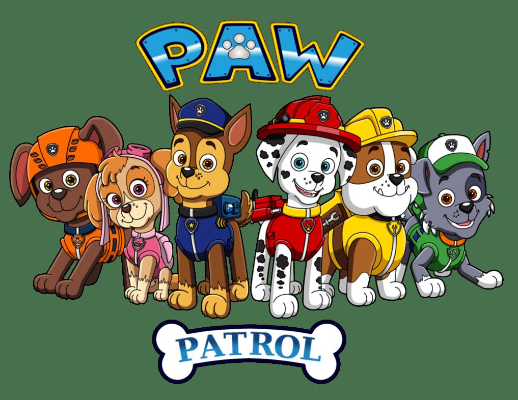 Jogo Desenhos De Patrulha Canina Para Colorir