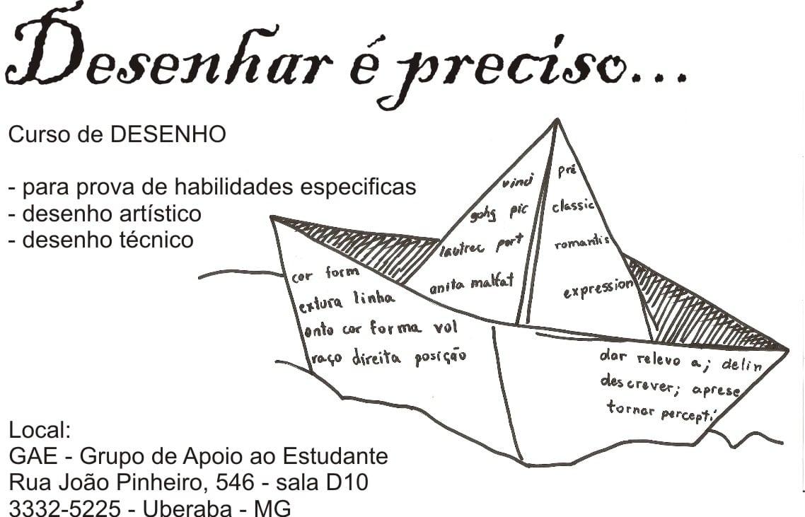 Elisa Professora De Arte  Curso De Desenho