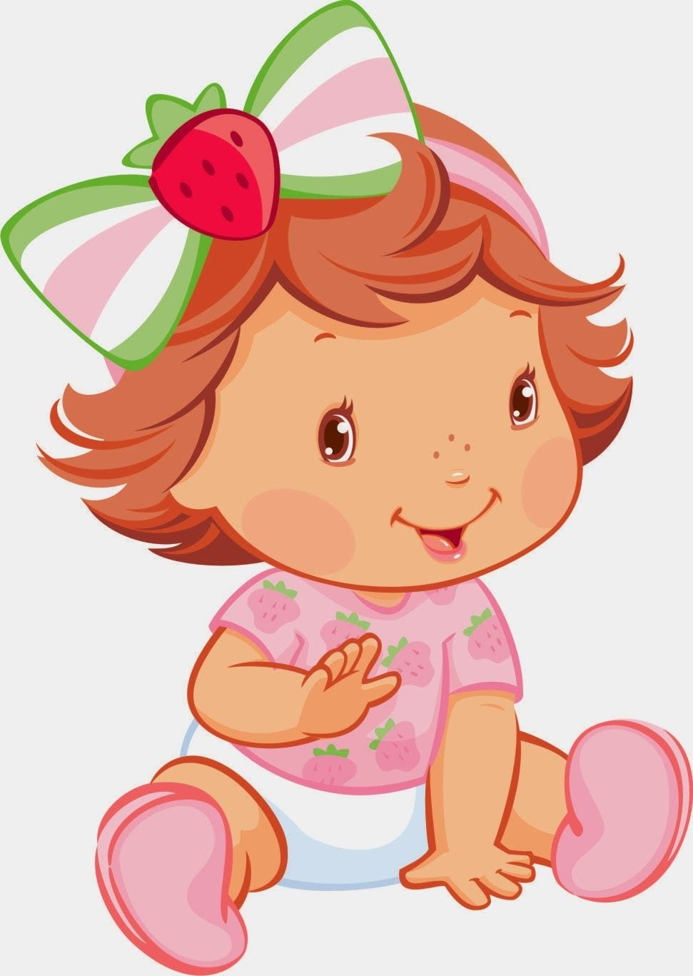 Baby_strawberry_shortcake_image_15 Png