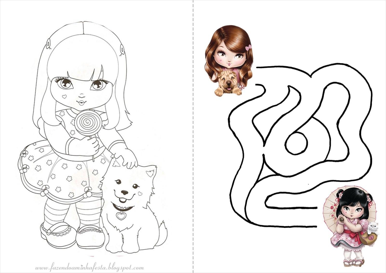 Imprimir Desenhos Da Jolie