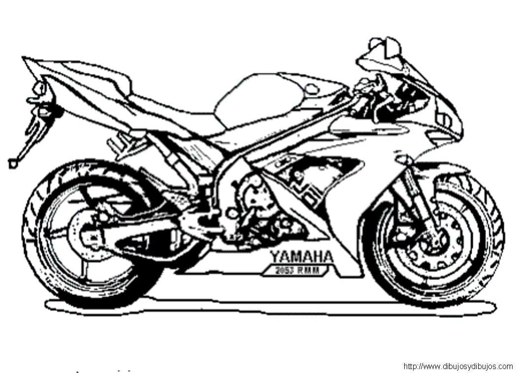 Moto Para Pintar
