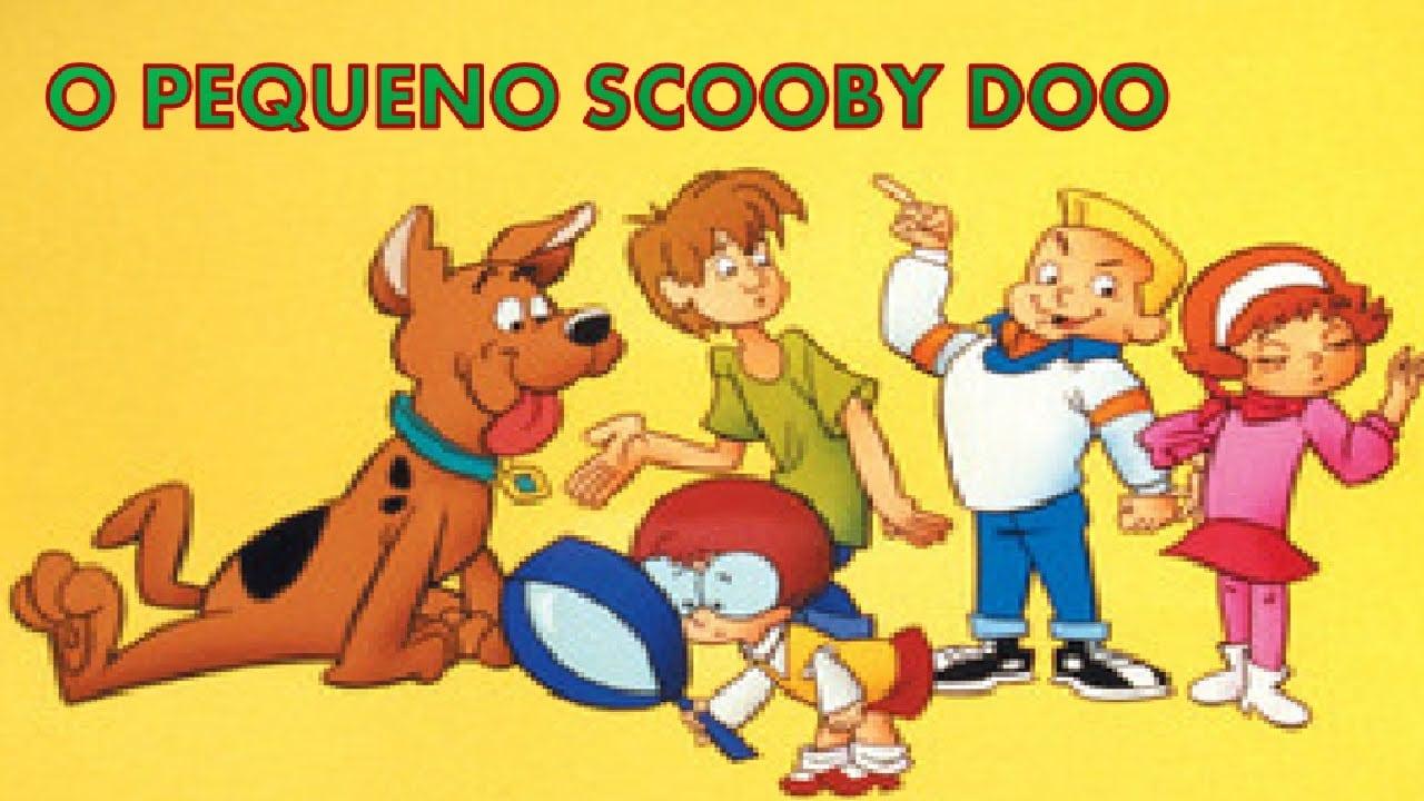 O Pequeno Scooby Doo