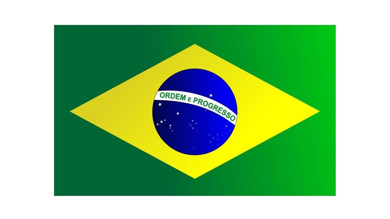 Como Desenhar A Bandeira Do Brasil No Coreldraw X8