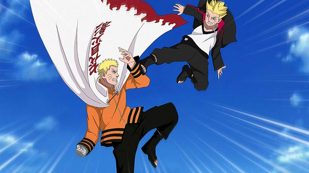 Boruto Vs Hokage Naruto Full Fight (english Dub)