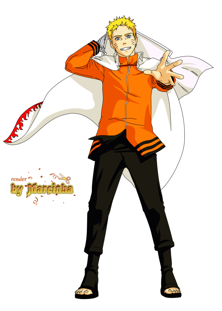 Naruto Hokage The Last By Marcinha20 On Deviantart