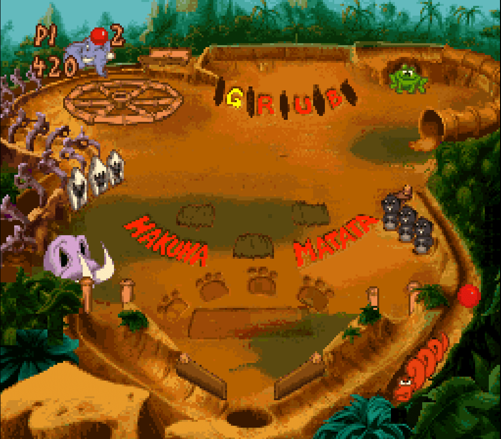 Timon & Pumbaa's Jungle Games Download Game