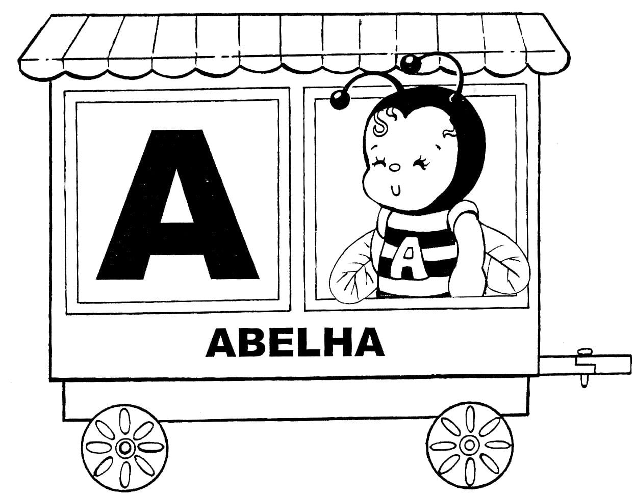 Atividades De Alfabetização Para Imprimir – Vogais