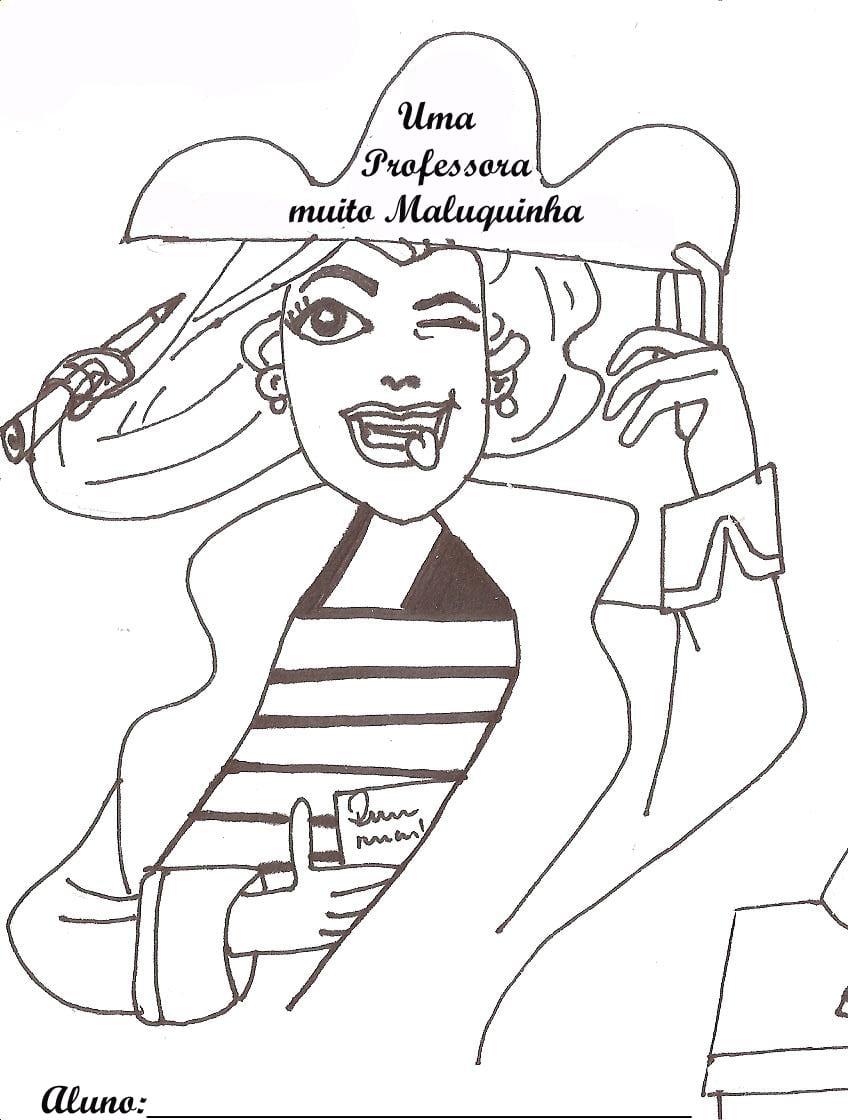 Caminho Feliz  Desenhos  Dia Do Professor