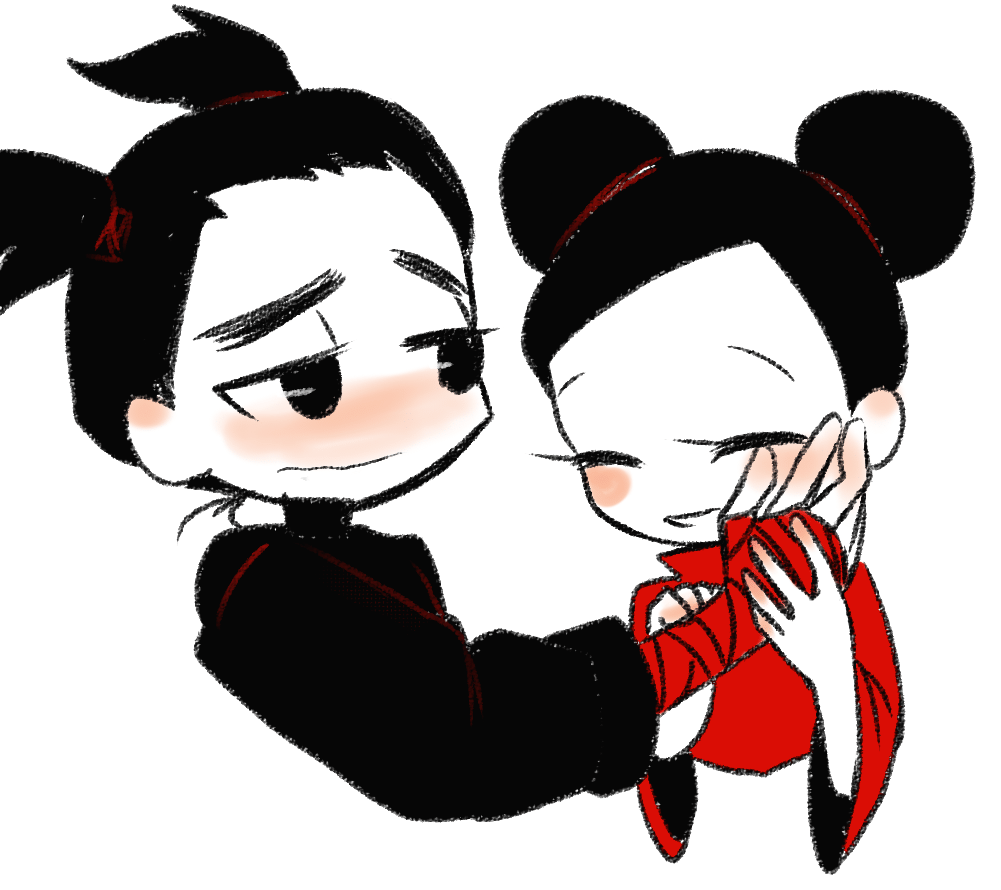 99+) Pucca And Garu