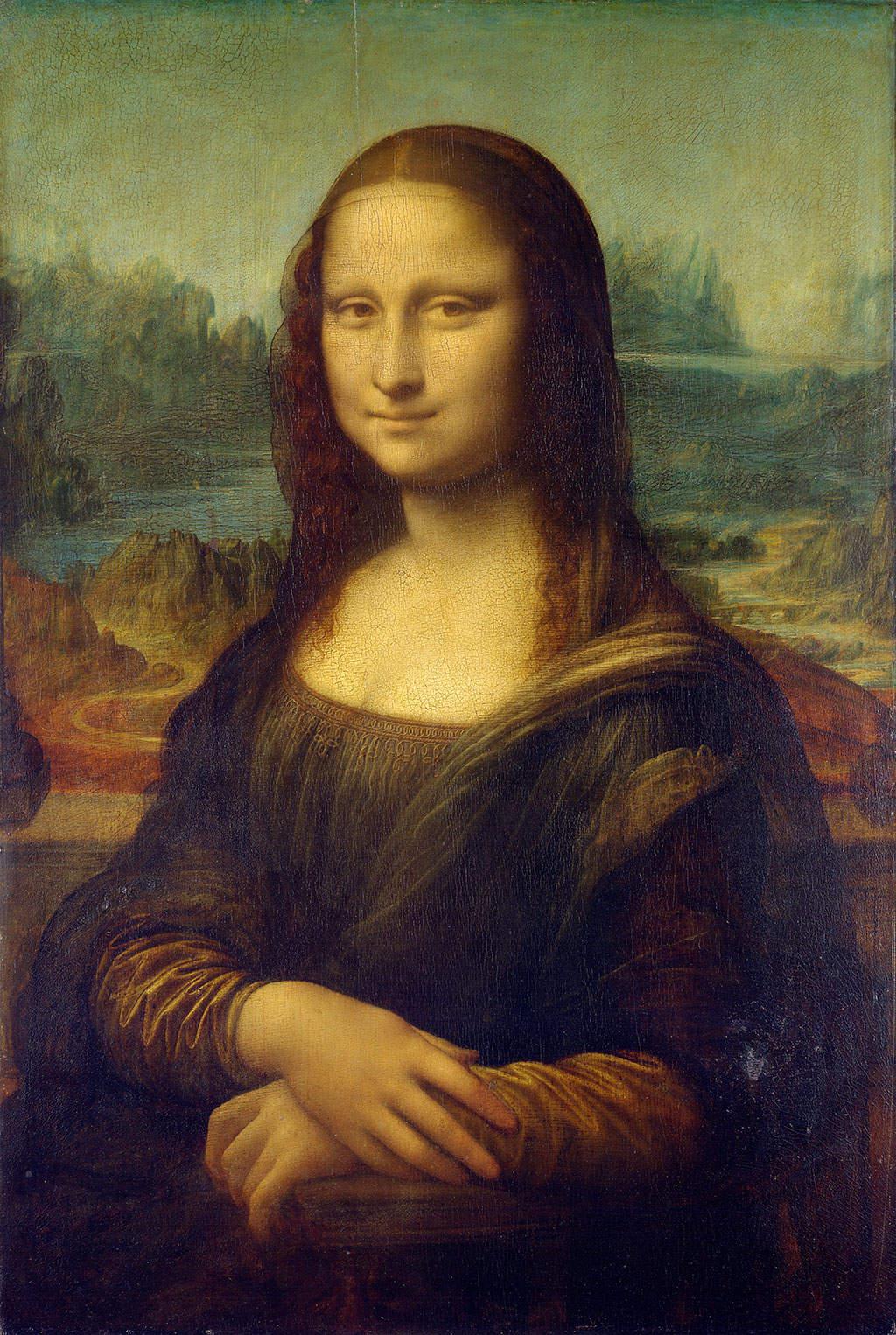 A Mona Lisa  Sua História E Seus Mistérios