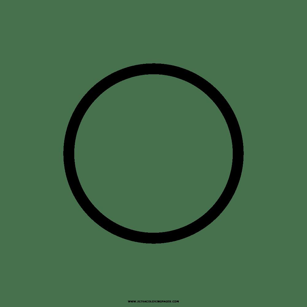 Lua Cheia Desenho Para Colorir