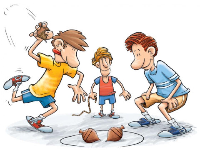 Brincadeiras Para Ensinar E Aprender Brincando