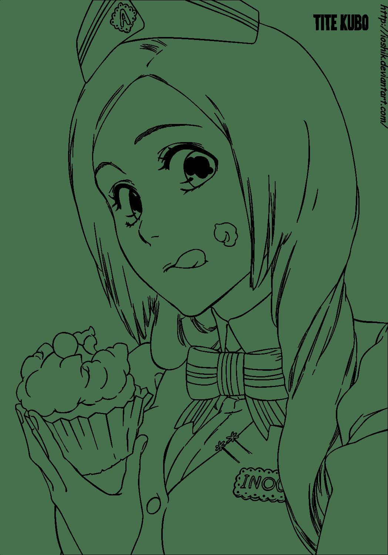 Desenhos Para Colorir Anime