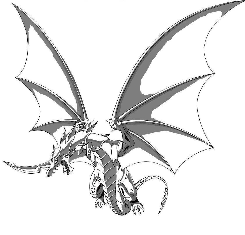 Dragoes Para Desenhar