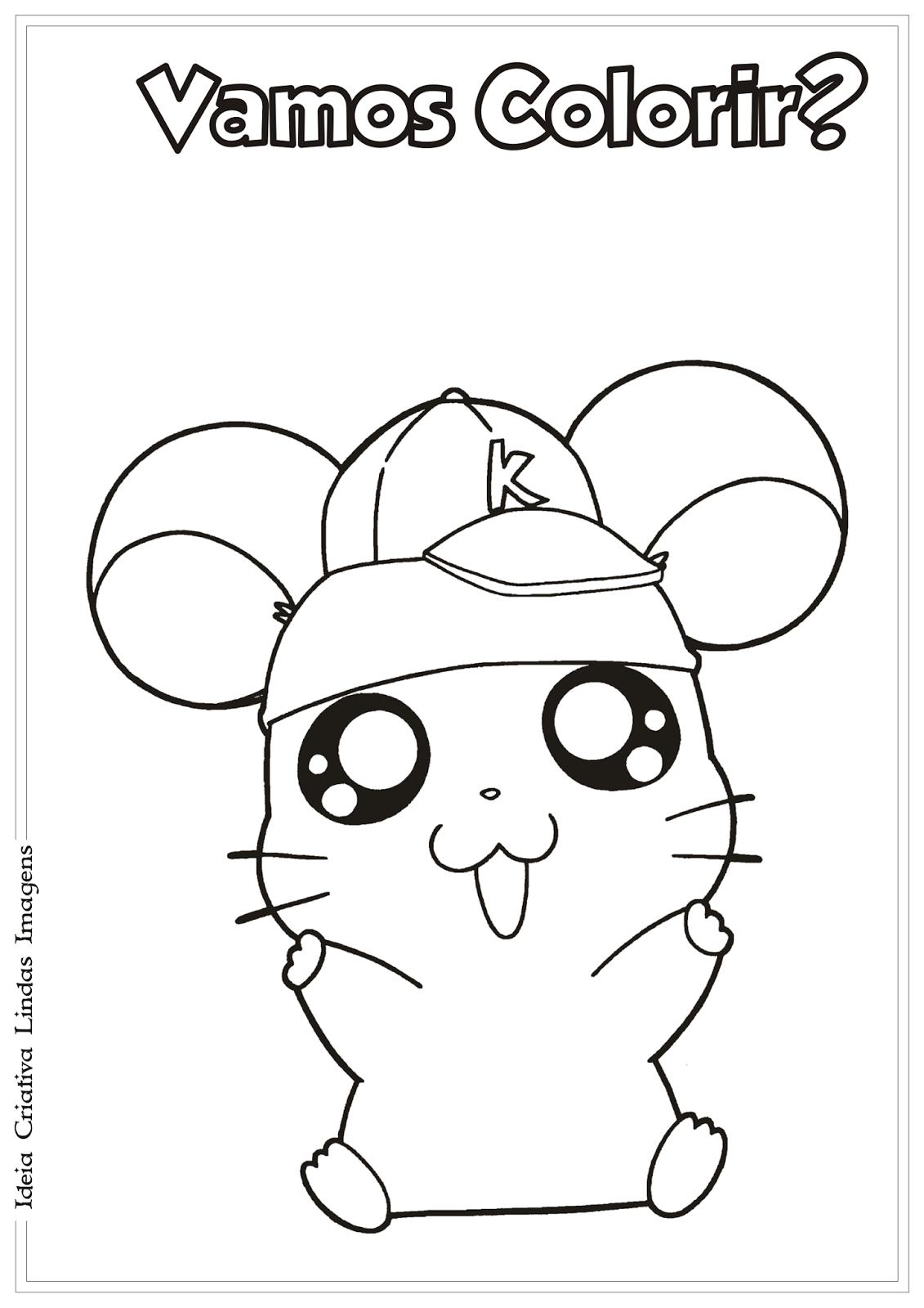Desenho Animado Para Desenhar