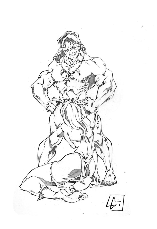 Desenhos Para Colorir Do Tarzan – Matring Org