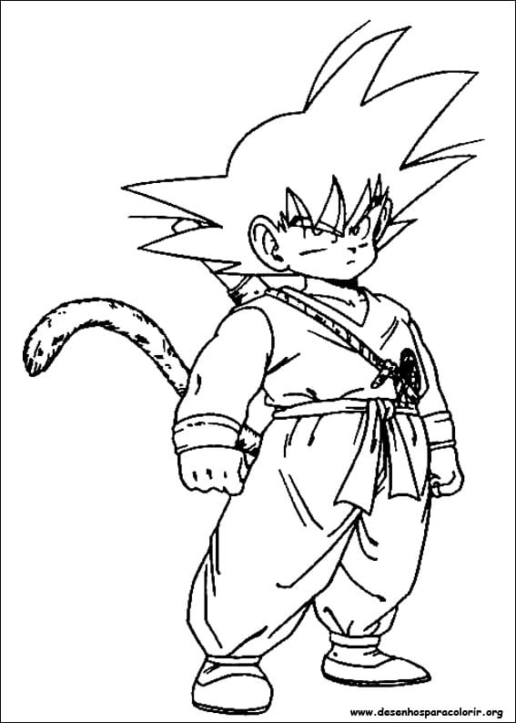 Desenhos De Dragon Ball Z  Saiyans Ideias De  Anncios  Desenhos