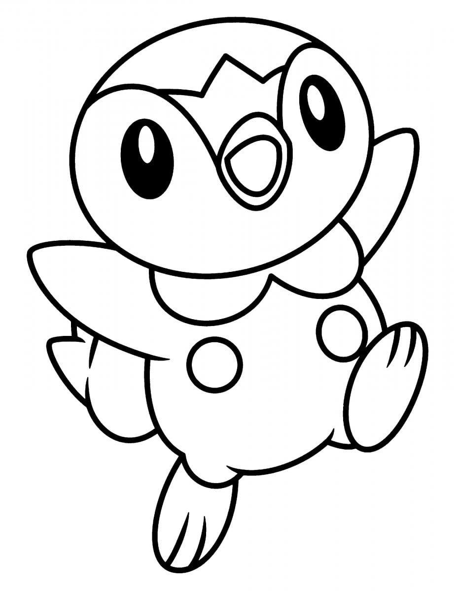 Desenhos Para Colorir Do Pokemon
