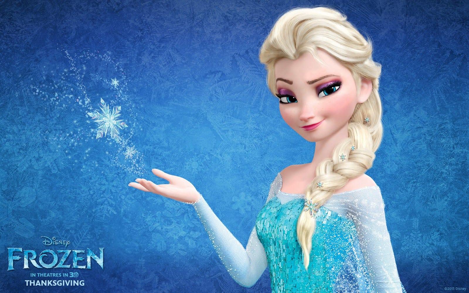 Imagens Da Frozen Para Imprimir