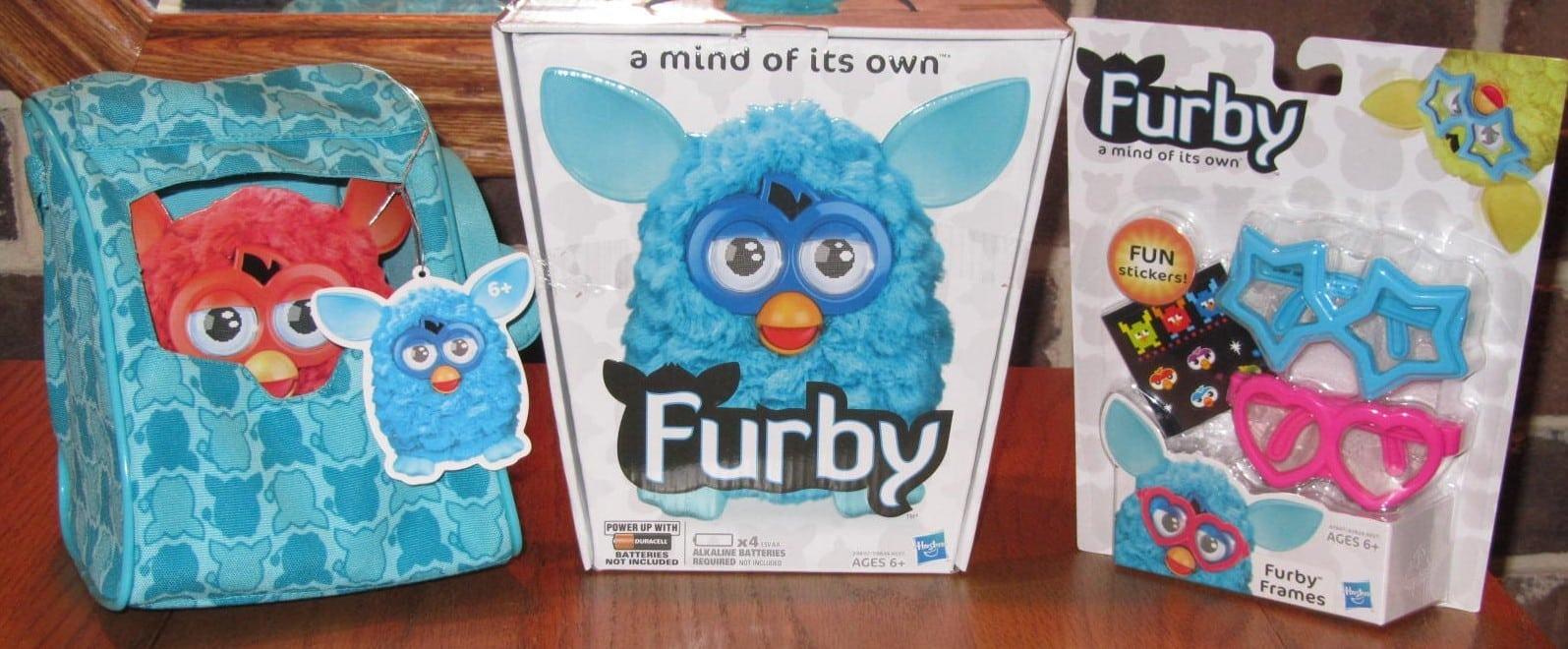 Meu Mundo Furby